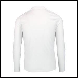 W15-ACC-M-01-C White Men Long Sleeves Cheap Sports Apparel