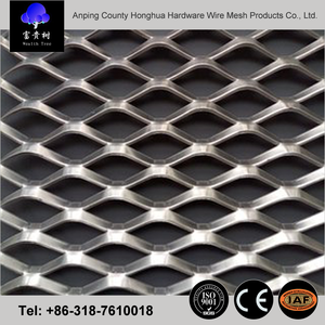 Wall plaster mesh expanded metal mesh for wall
