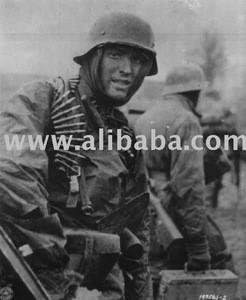 WWII German feldgrau Wool Toque