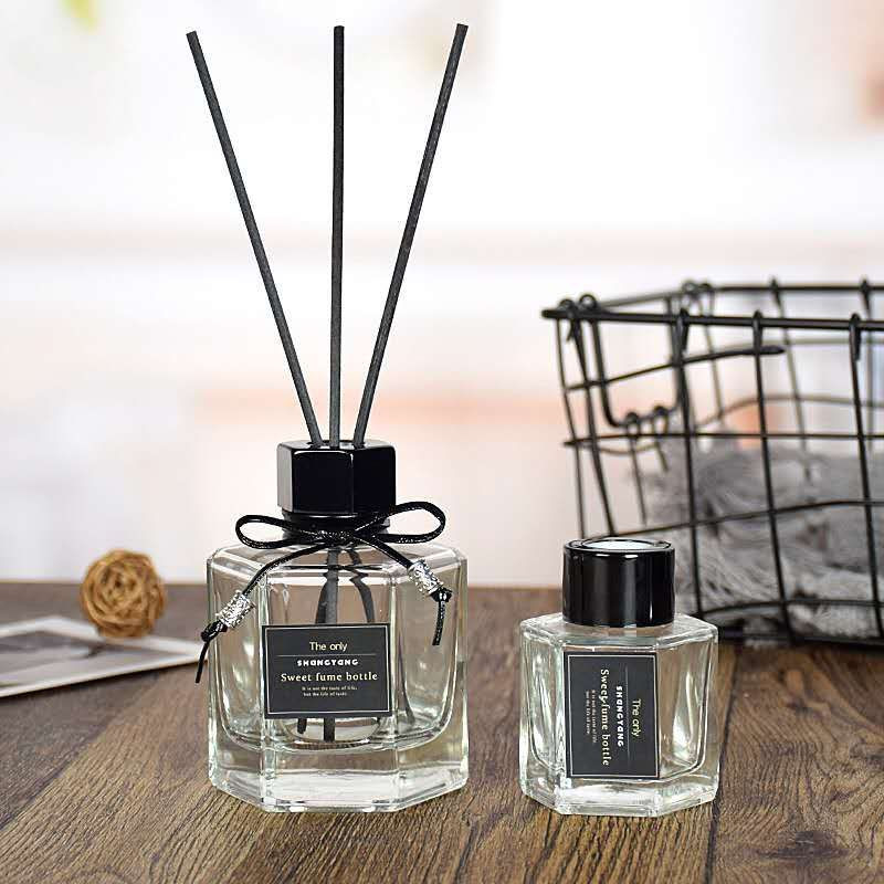 Reed diffuser glass bottles 100ml