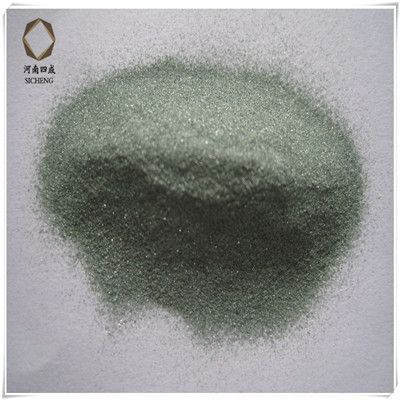 High Quality Green Silicon Carbide Powder for Photovoltaic and Solar Energy GC