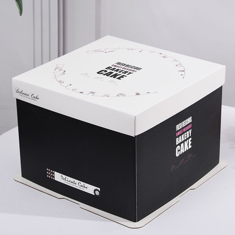 Bakery Packaging Cake Boxes