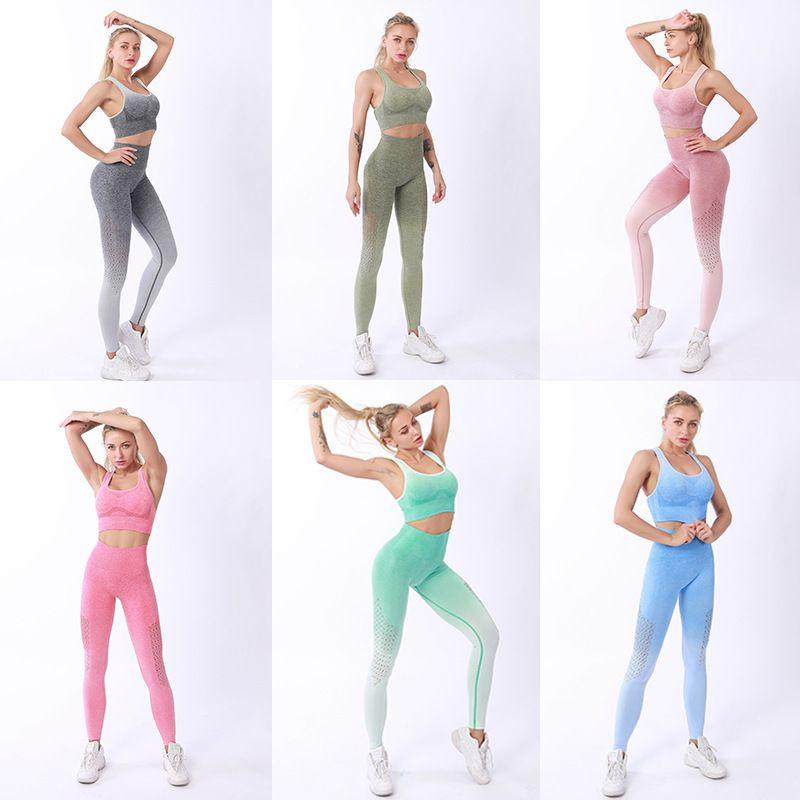 2021 new design fashionable yoga wear