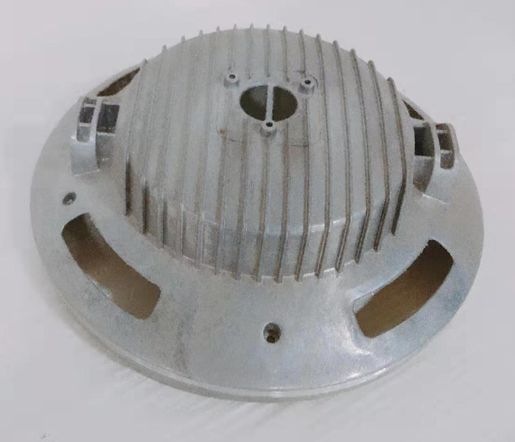 Die Casting Lamp Cover