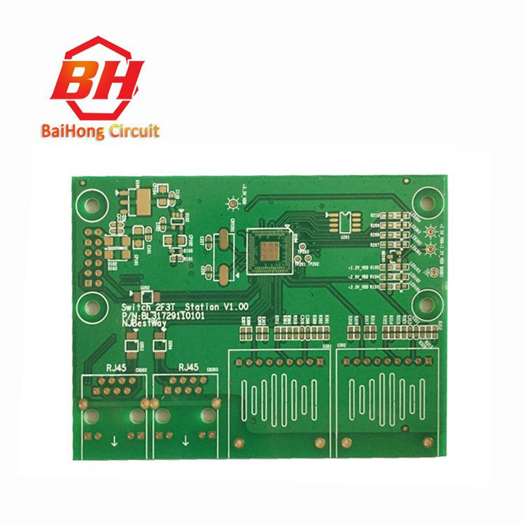94v0 pcb board printed circuit board FR4 pcba for electronic circuit board