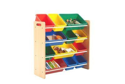 Kids Toy Storage Organizer