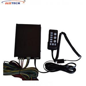 100W car alarm police electronic siren amplifier