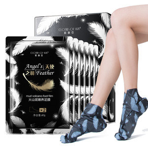 1Pair Feet Mask Spa Socks For Pedicure Foot Cream For Heels Exfoliating Foot Mask Socks Mask For Legs Beauty Foot Care