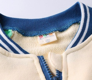2017 Latest Design Baby Varsity Baseball Jackets Kid Jackets
