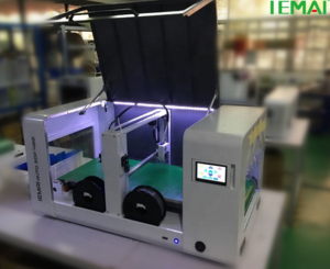 2019 High efficiency 3D luminous character letter printers lcd screen with running belt