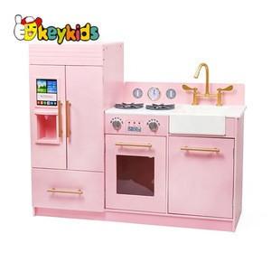 2019 kids Wooden Kitchen toy,children Wooden kitchen toy set