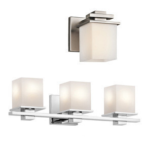 Import 3 Lights Hotel Project Lighting Wall Lamp Fixtures Glass Chrome Vanity Wall Sconce Modern Bathroom Lights Lighting From China Find Fob Prices Tradewheel Com