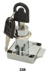 338 Drawer lock