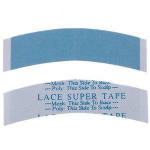 36pcs/lot Strong Wig Lace Front Blue Double Tape For Toupee/Lace Wig/Tape Extension Hair