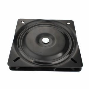 "6""/7""/8""/10""/12""  Black 360 Degree Table Rotating Mechanism Swivel Plate Turntable Bearing"