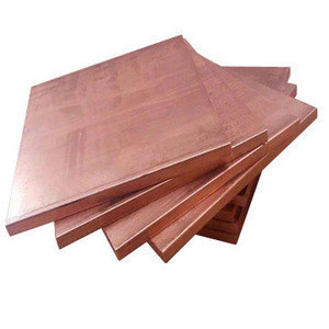 99.99% pure copper cathode for sale