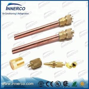 Air conditioner spare parts copper needle pin valve