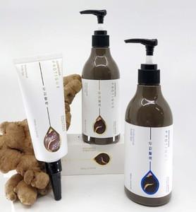 Anti-dandruff scalp shampoo hair loss prevention korea herbal moisture scalp care silicon free sulphate free 300 ml Protique