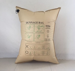 Avoid Transport Cargo Damages Dunnage Airbag For Container Loading