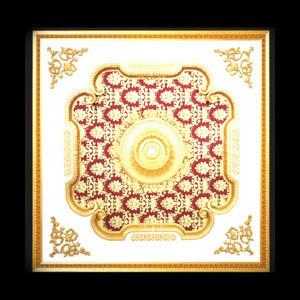 Beautiful design plaster of paris ceiling for building materials