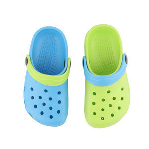 Children Beach Sandals EVA Garden Kid Clogs Shoes