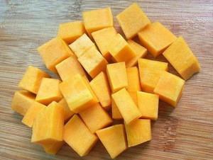Chinese High Quality Frozen Diced Pumpkin Frozen Vegetable