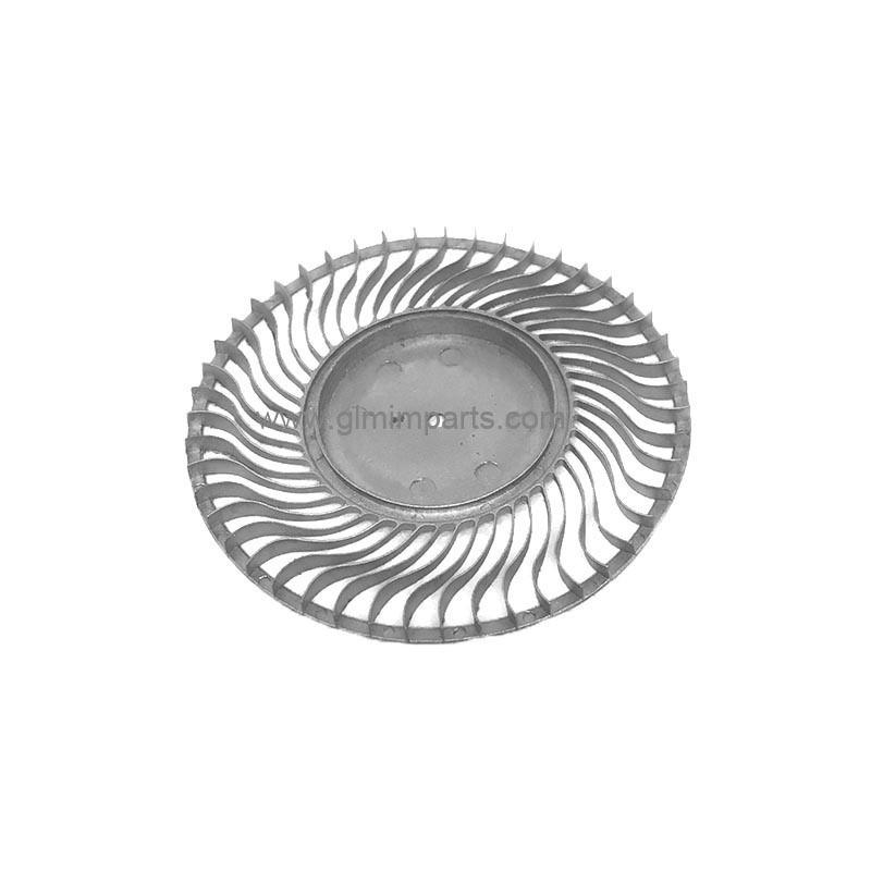 Custom Metal Parts for Electronics Heat Sink Fan