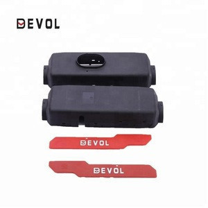 Devol Car Air Conditioning System 5000w diesel parking heater remote digital controller with oil tank
