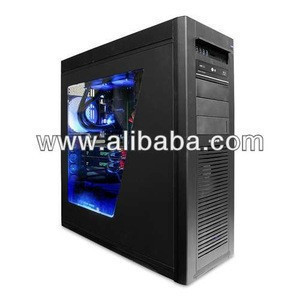 Erebus GT 750SLC Supreme Gaming PC - 3rd generation Intel Core i7-3770K 3.5GHz, 16GB DDR3, 1TB HDD, 120GB SSD, Blu-ray Player/DV