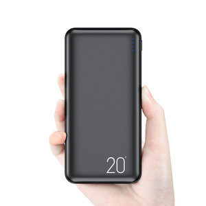 FLOVEME Portable Powerbank 20000Mah Mobile Phone Charger Power Bank 20000Mah Fast Charging Power Banks 20000Mah