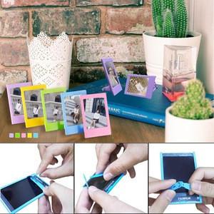 Followsun 3-inch Photo Album Accessories for Fujifilm Instax Mini 7s/Mini 8/Mini 9/Mini 25/Mini 70/Mini 90 (64 pocket, Blue)