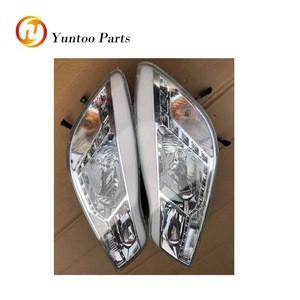 Foton bus headlamp for bus accessories