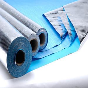 High density polyethylene waterproof membrane synthetic underlayment roof felt