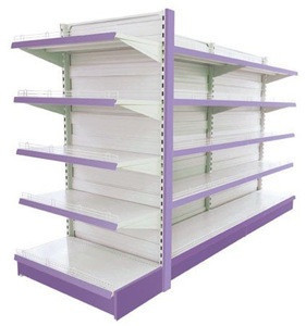 High Quality Hot Selling Aluminum Store Shelf Used For Market