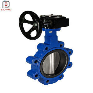 High Quality motorised butterfly valve pneumatic valve