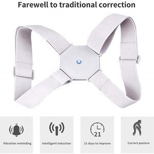 Hot Sale Smart Back Posture Corrector Adjustable Brace Shoulder Corrector Vibration Posture Corrector for Men and Women