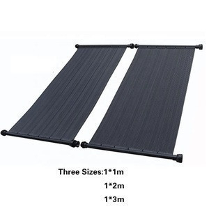 Hot water pool solar heating equipments, solar energy panel collectors, pool solar heater for swimming pool