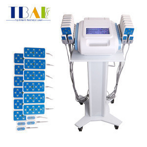 I lipo laser slimming machine with trolley optional