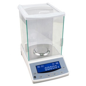 JF2204N 4 decimal 0.1mg internal calibration laboratory precision analytical balance