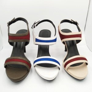 Ladies Stiletto High Heels Casual Sandals Malaysia Shoes
