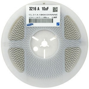 MLCC 104 100nF 0.1uf X7R Tolerance 10% 50V 0603 smd chip capacitor
