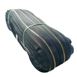 Nylon Long Chain Zipper #5 8# 10# Zipper Roll