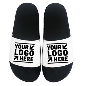 OEM Fashion PVC Slippers, Plastic Slide for Men and Women
