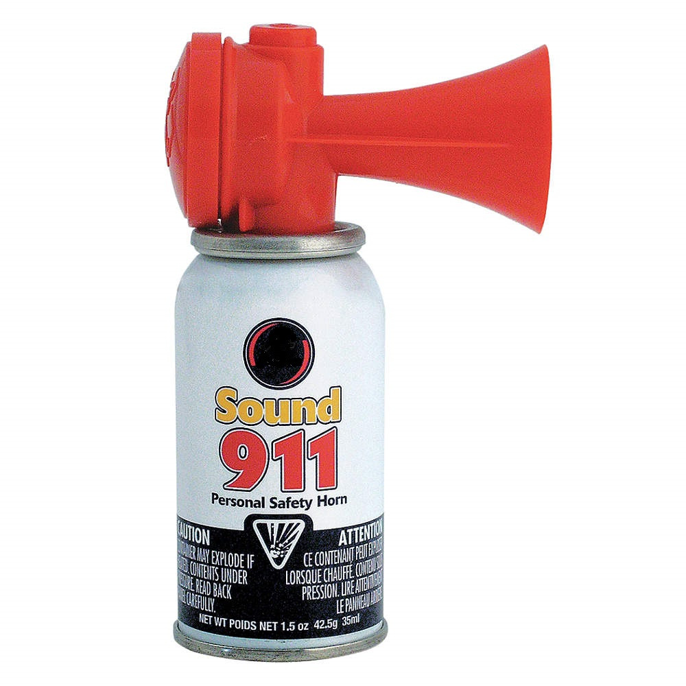 Personal Safety Horn, 112dB @ 10 ft.