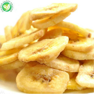 Private label asian banana chips snack