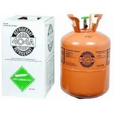 R404a Refrigerant gas fluorine chemicals