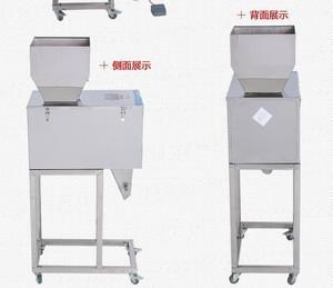 Sachet powder filling and sealing machine  Semi automatic powder pouch filling machine