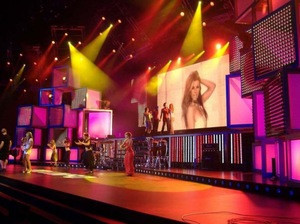 SMD Full Color Indoor P3.91 xxx HD xxx Photos Led Display for Stage