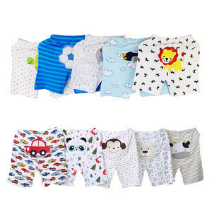 Soft Baby Cartoon Short Trousers Baby Cotton Shorts