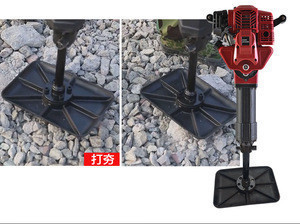 Tree planting digging machine hole digger